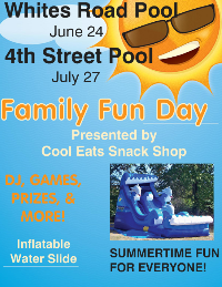 Lansdale Pools Family Fun 2018