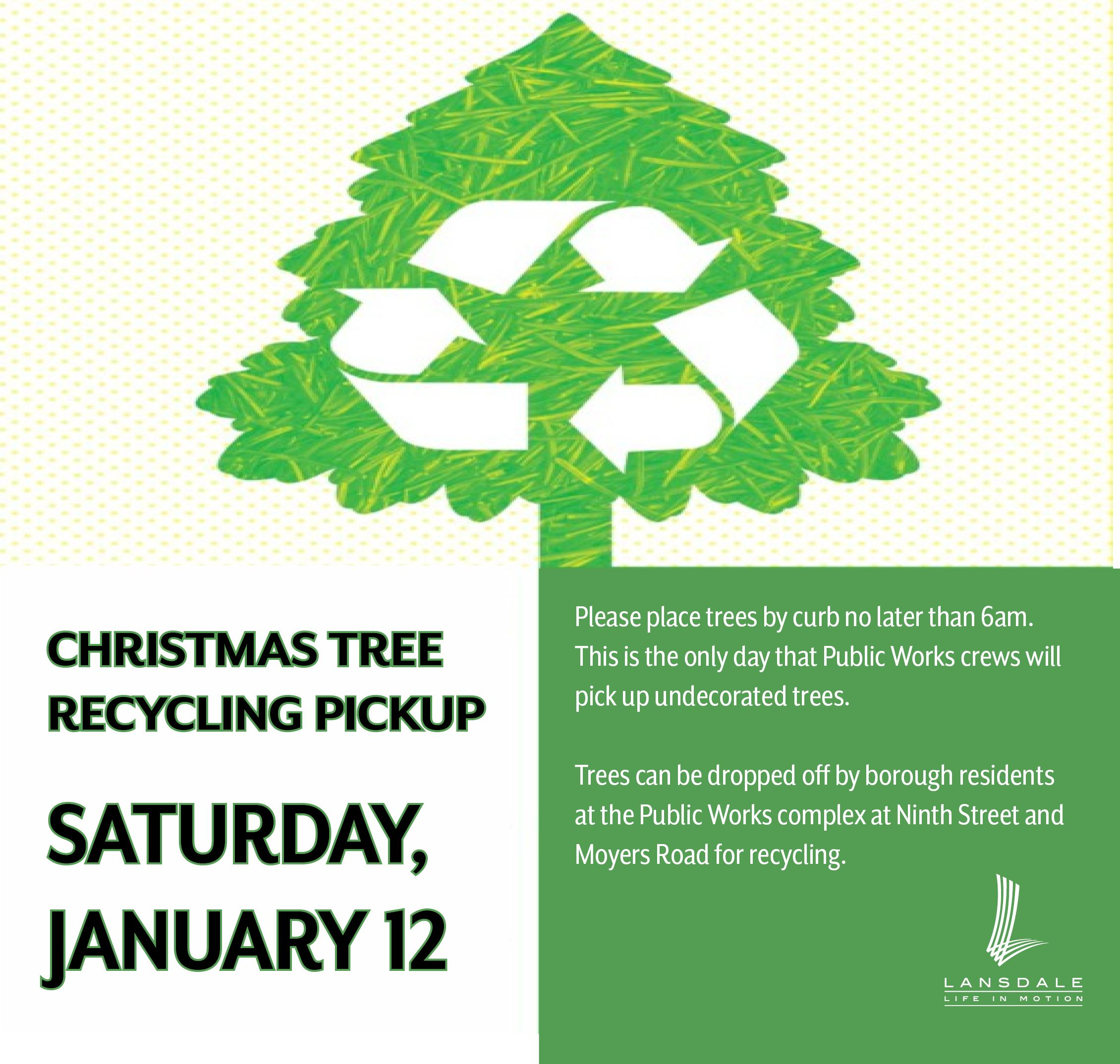 Lansdale Christmas Tree Collection 2020 Lansdale Borough, PA   Official Website