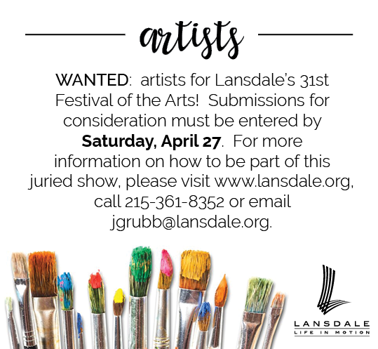 Festival of the Arts Artist call