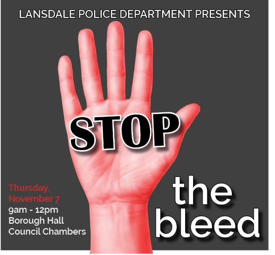 2019 Stop The Bleed