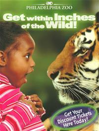 Discount Tickets to the Philadelphia Zoo