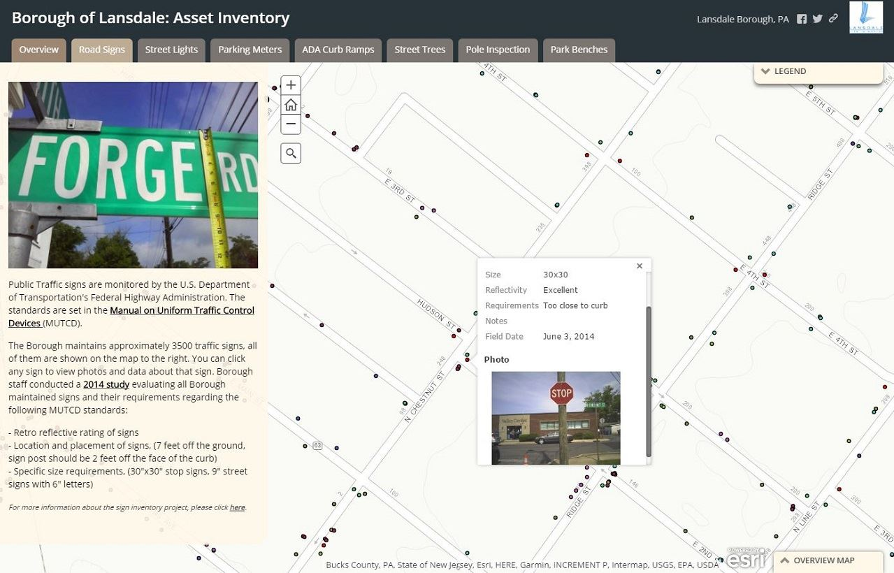 Asset Inventory Opens in new window