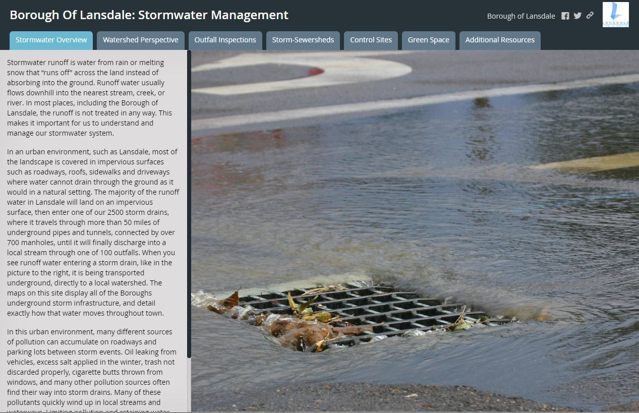 Stormwater Opens in new window