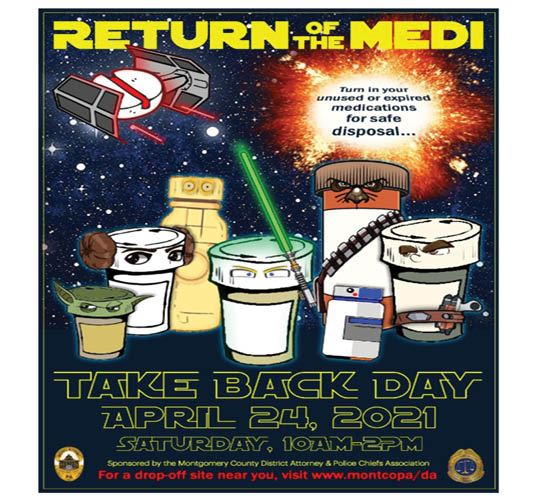 Drug Take Back 2021