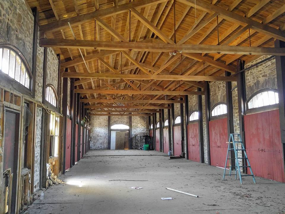 Freight House Inside