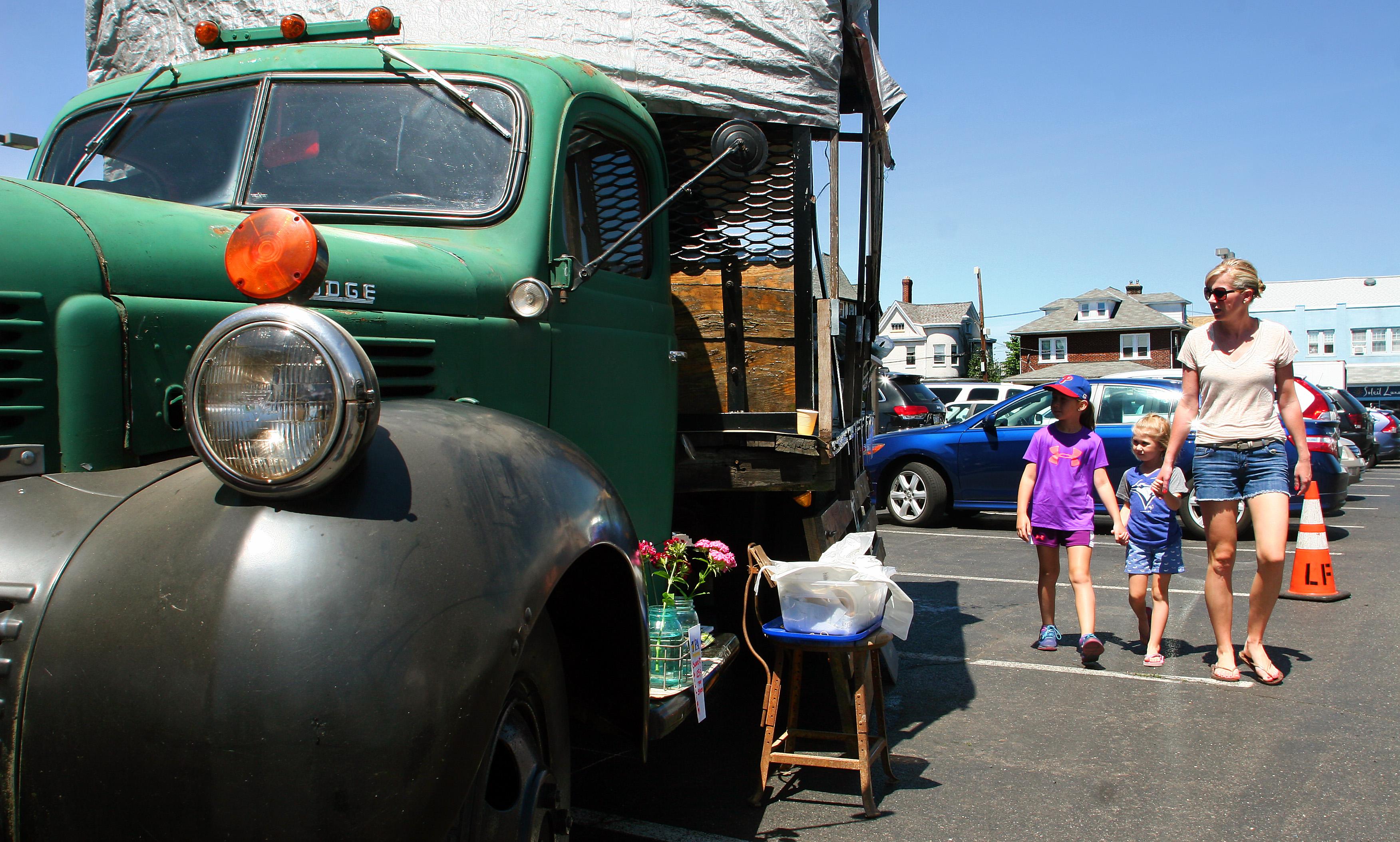 Fairmount Fire Company Car Show